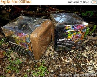 Save25% Smaller sandwich bag of Sedum-succulent-Cactus soil-Eco friendly and sustainable
