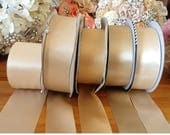 SALE 20% Ribbon swatches / samples  - check ribbon color for your Rhinestone Bridal belt