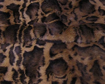 JAGUAR FAUX FUR: Available for Sale on September 7th