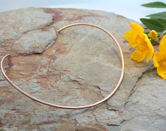 Neck Torc - Bronze, Celtic Torq or Torque - Medium