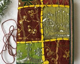 Handmade Art Journal, Blank Sketch book, Drawing Notebook, Handmade Paper Diary, Illustration Journal, Idea Presentation Book, Doodling Book