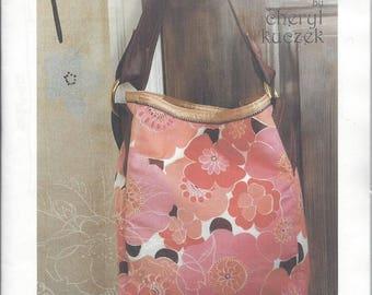 Sale! Okashi courier bag pattern (PD004)  - Paradiso Designs