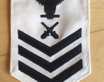 40% OFF The US Army Navy Marines White Patch