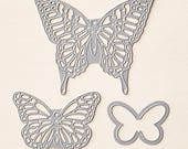 Stampin' Up! Butterflies thinlits NEW