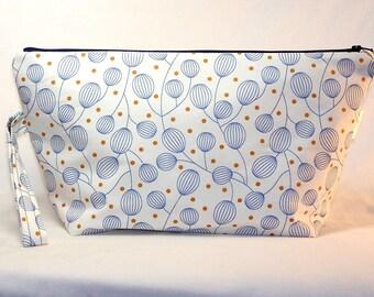 Blue Seed Pods Beckett Bag