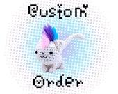Custom Amigurumi Order for Kaitlyn