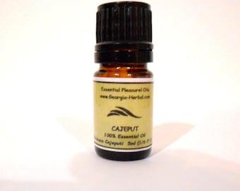 Cajeput Essential Oil   100% Essential Oil / Uncut