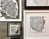 Greenville, SC or Charleston, SC pressed prints