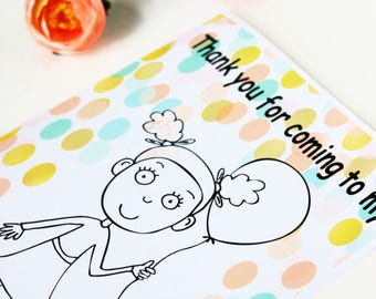 Birthday Party Favor Goodie Bags Favors Birthday Favors Loot Bags Kids Birthday Party Favor Bags Coloring Book Kids Birthday Party Supplies