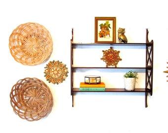 Vintage Shelfie, Decorator's Collection Shelf