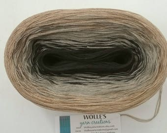 NIX II - Color Changing Cotton yarn - 480 yards/100 gr - Fingering Weight