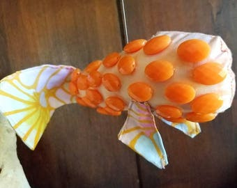Quilted Koi Fish 6