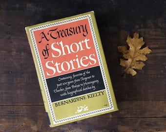 Short Story Anthology, Treasury of Short Stories, Hemingway, Tolstoy, Hans Christian Anderson, Edgar Allen Poe, Classic Literature