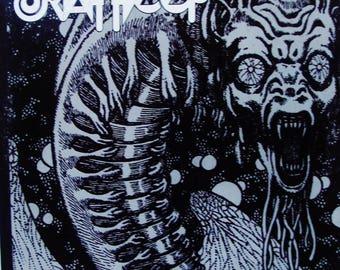 URIAH Heep Vinyl Record Rare Self Titled Debut Lp 1970 British Rock Progressive Original Pres Out of Print Kerslake Mick Box Gate Fold EX/VG