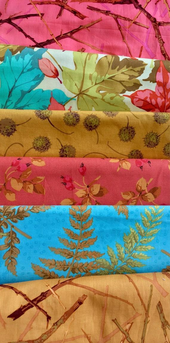 Oop Rare Divination Tarot Cards Unused Sealed Deck By: Martha Negley OOP Rare Half Yard Bundle Fall Fabrics Autumn