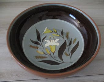 Large Stangl Pottery Salad or Vegetable Bowl