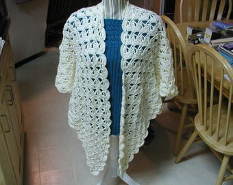 Shawl with Arm holes