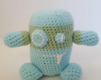 Edward the Monster - stuffed animal