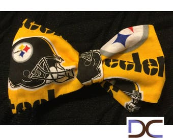 Pittsburgh Steelers Bow Tie