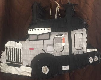 Semi Truck Pinata