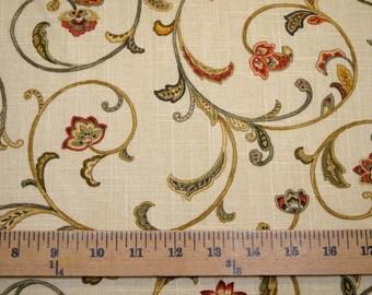 Hatley Milltown Oat Swavelle Fabric