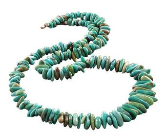 20% Off Sale : ) CARICO LAKE TURQUOISE Beads 4-10mmNewWorldGems