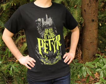 And It Was Petyr What We Do In The Shadows Shirt