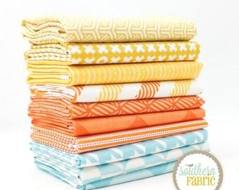 Carribean -  Scrap Bag Scraps-- Scrap Bag Quilt Fabric
