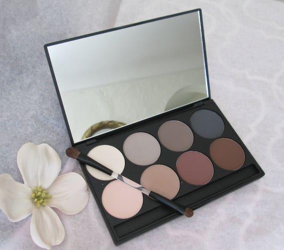 MAC Eye shadow, MAC Eye Shadow Palette SALE. Matte Eyeshadow Palette Earthtone Eye shadow, Neutral Opaque Eye shadow, contour, highlighter