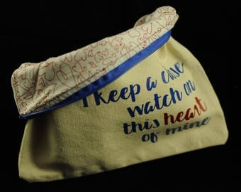 walk the line pouch