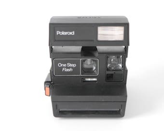 vintage POLAROID camera 1990s ONE-step tested and in perfect condition