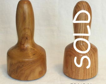 Solid wood Meat Mallet   Handmade from US grown Reclaimed wood