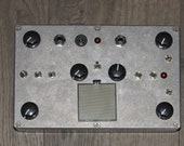2 oscillator drone box with touch sensor + external input / Wave Shaper Filter // // Synth // Electro Lobotomy ( pre order )