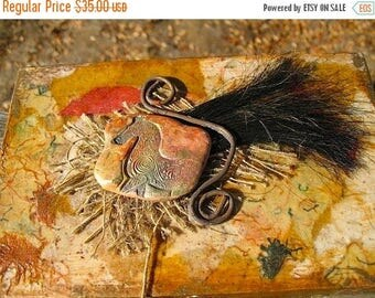 Native American SouthWest Horse Love Handmade Treasure Box MINT Gorgeous Collectible