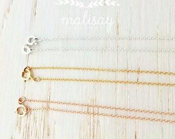 delicate cable chain • alacarte