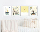 Baby Room Safari decor, N...