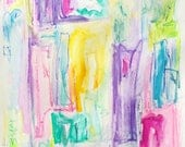 Bright Painting Abstract ...
