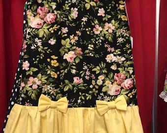 Drop Waist Dress for Girls