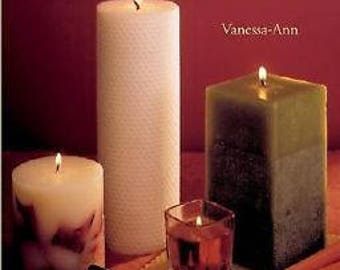 Candelmaking For The First Time by Venessa-Ann (2004, Paperback edition)