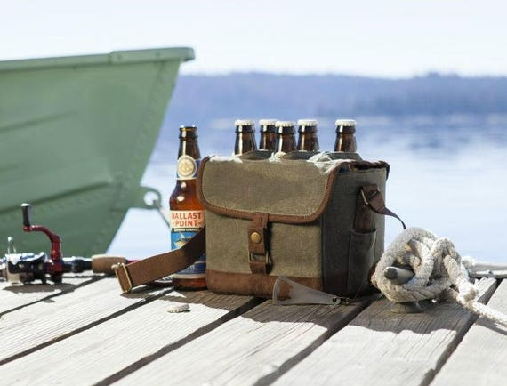 Beer Caddy/Cooler with Opener
