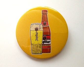 Button - Pins // Beer - JUPILER