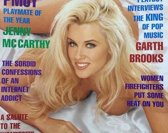 JUNE 1994 PLAYBOY Jenny McCarthy