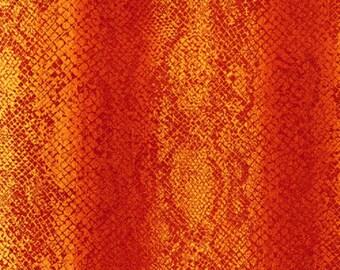 Snake Skin Fabric Etsy