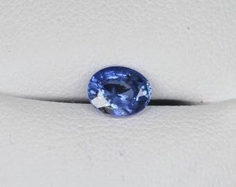 Sapphire 0.985 carat Untreated