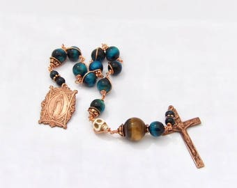 Unbreakable single Decade Rosary of Immaculate Conception, Our lady Of Fatima