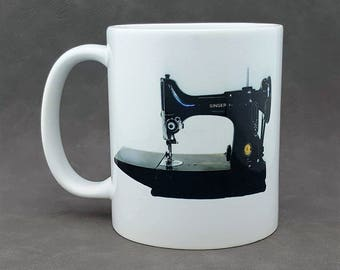 Singer Featherweight Coffee Mug - Personalized!