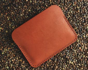 NEW! Jo Wallet. LEATHER Card Case. Credit Card Case. Leather Wallet. Card Holder. Leather Business Card Holder