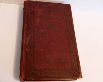 "C.A. Stephens ""Stories of My Home Folks"" Book - 1926 - Vintage Classic"