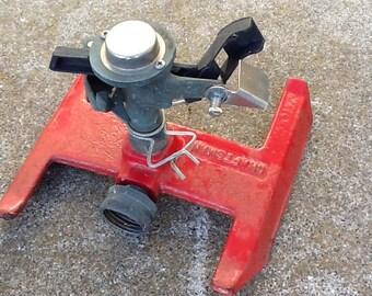 Vintage Craftsman Oscillating Lawm Sprinkler