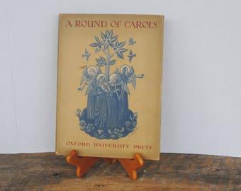 A Round Of Carols Oxford University Press 1935